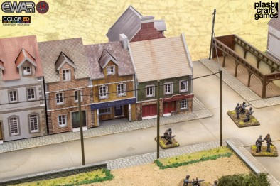15mm Historical Terrain (Houses)