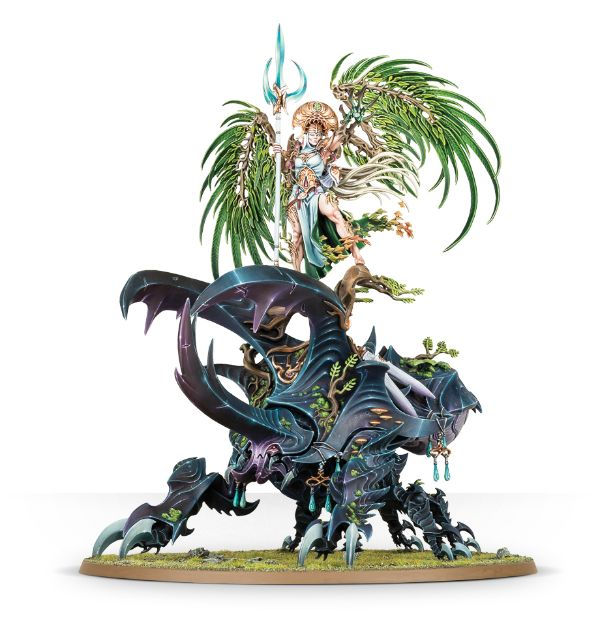 Learn To Paint The Age Of Sigmar Sylvaneth With Games