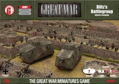 Blitz's Battlegroup World War I