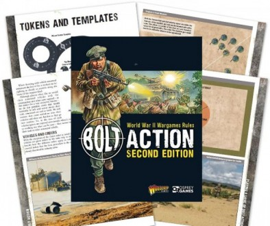 Bolt Action 2nd Edition
