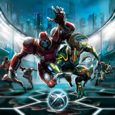 DreadBall Cover