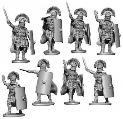 Early Imperial Roman Centurion #1