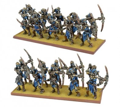 Empire of Dust Skeleton Archers