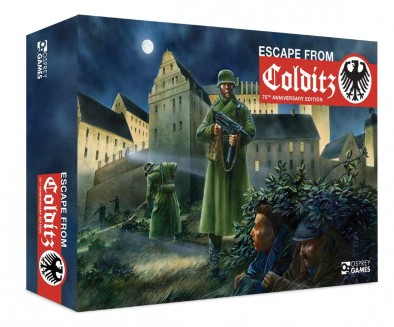Escape from Colditz (Cover)