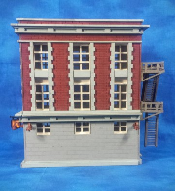 GBHQ Firehouse (Side)