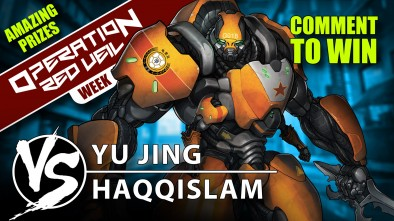 Infinity Unboxing: Maghariba Guard For Haqqislam