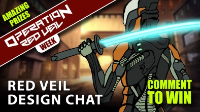 Infinity: Operation Red Veil Week – Designing The Red Veil Starter Box