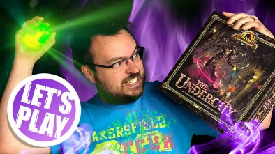 Let's Play: The Undercity Board Game