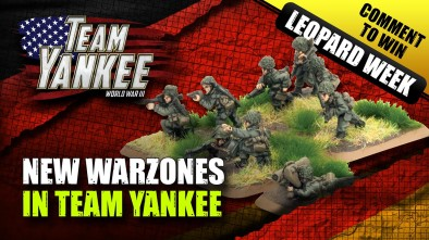 Team Yankee Leopard Week - Will The Conflict Spread To New Theatres?