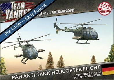 Pah Anti Tank Helicopter Flight