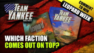 Team Yankee Leopard Week - Which Faction Has The Best Tactics?