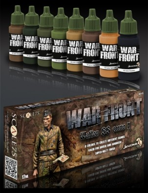 Warfront Paints