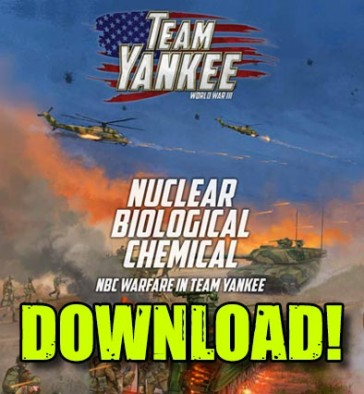Team Yankee Leopard Week - What About The Nukes?