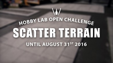 Hobby Lab Open Challenge - Show Us Your Scatter Terrain!