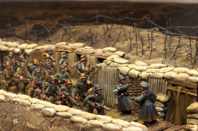 Unfinished Armies (Trench Raiders)