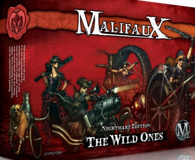 Wyrd Wild Ones cover