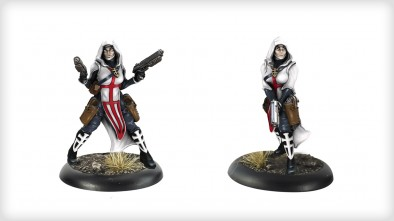 Warzone Unboxing: Brotherhood Visionaries