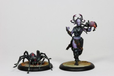 Amabilia and Spiderling Model
