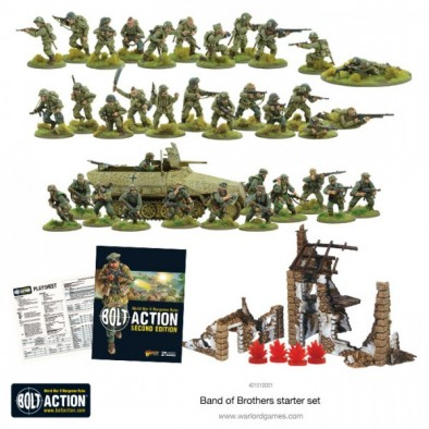 Band of Brother Contents