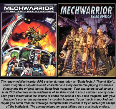 Exploring The World Of BattleTech: Part One – Introduction