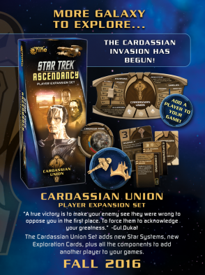 Cardassian Invasion