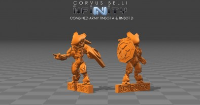 Combined Army Tinbot A & Tinbot D (Render)