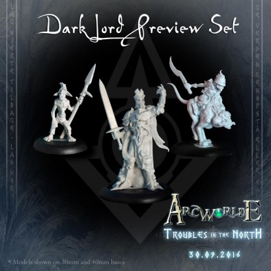 Darklord Preview Set