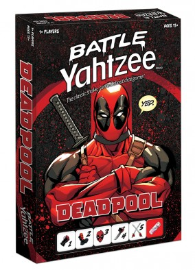 Deadpool yahtzee box