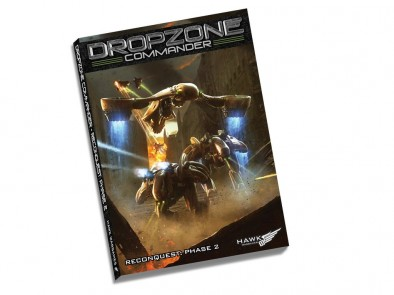 Dropzone Commander Reconquest -  Phase 2