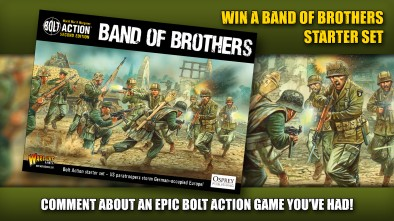 Let's Play: Bolt Action 2nd Edition Demo Game
