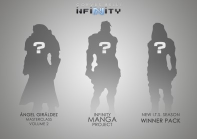 Infinity Teaser Of What's To Come