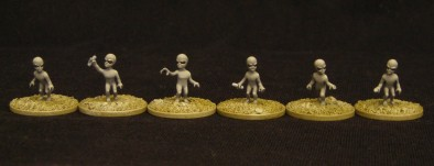 Khurasan 15mm Grey Aliens #1