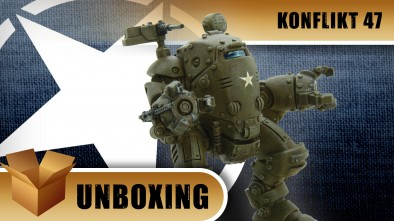 Konflikt '47 Unboxing: US Army Starter Set