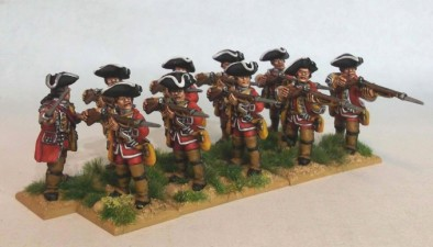Redcoats (Painted)