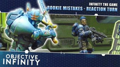 Objective Infinity: Rookie Mistakes In The Reaction Turn