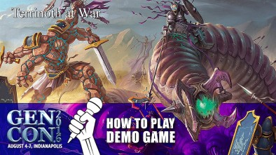 How To Play RuneWars: The Miniatures Game By FFG