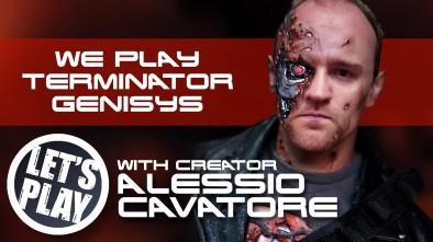 Let's Play: Terminator Genisys - The Miniatures Game with Alessio Cavatore