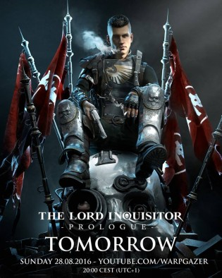 The Lord Inquisitor Prologue