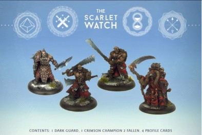 The Scarlet Watch