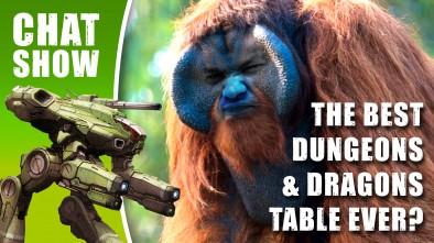 Weekender: Delving On The Best D&D Table Ever & The World Of BattleTech Explored
