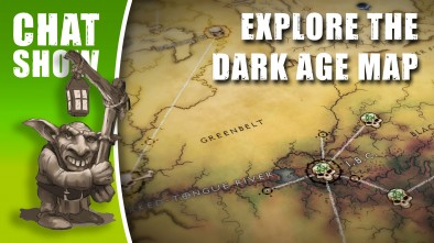 Weekender: Community Shout Outs & Chart The World Of Dark Age With New Map!