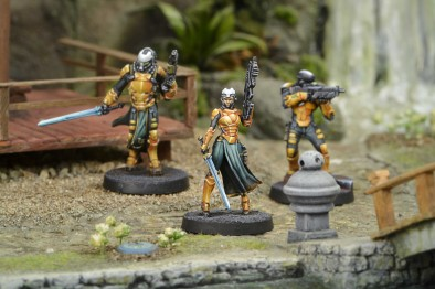 Yu Jing Imperial Agent Pheasant Rank (Painted)
