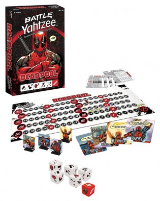 deadpool yahtzee contents