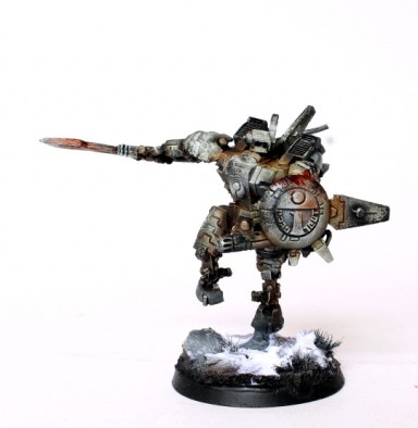 minigiant - Commander Farsight