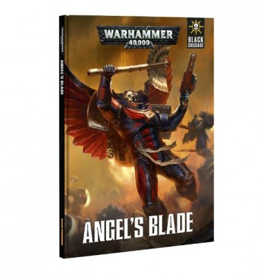 Black Crusade Angel's Blade