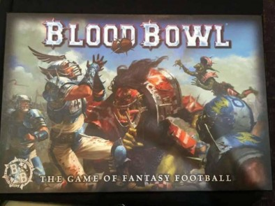 Blood Bowl (Cover)
