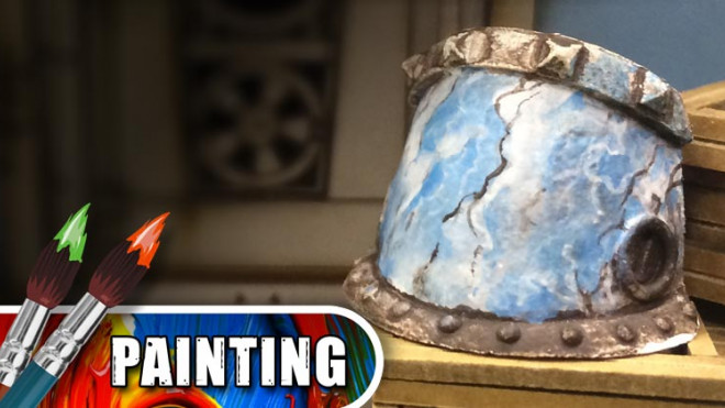 3 Colours Up: Painting Blue Marble