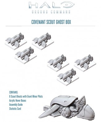 Covenant Scout Ghost Box