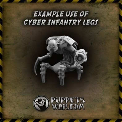 Cyber Legs Example