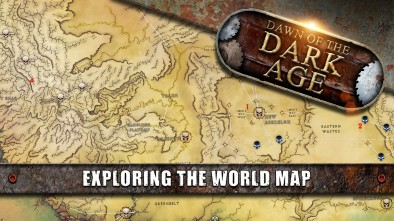 Dawn Of The Dark Age: Exploring The World Map